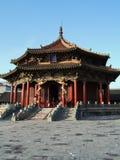 dazheng大厅 免版税图库摄影