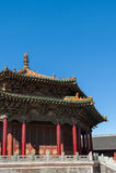 Dazheng Hall à Shenyang photo libre de droits