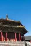 Dazheng Hall in Shenyang lizenzfreies stockfoto