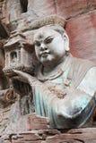 dazu carvings стоковое изображение