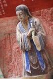 dazu carvings стоковые фотографии rf