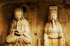 Dazu rock carvings,chongqing,china Royalty Free Stock Photos