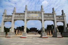 Dazu rock carvings,chongqing,china Royalty Free Stock Photo