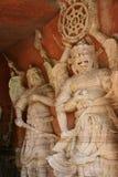 Dazu rock carvings,chongqing,china Royalty Free Stock Image