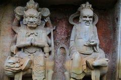Dazu rock carvings,chongqing,china Stock Photography