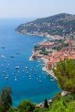 DAzur da costa, França Fotografia de Stock