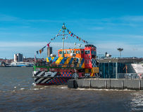 Dazzle Ferry Stock Photography