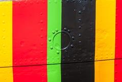 Dazzle Ship Stock Image