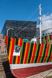 Dazzle Ship Royalty Free Stock Images