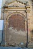 Dazzled door Stock Image