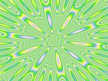 Dazzler verde Fotografia de Stock