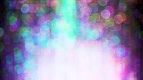 Dazzling Colorful Bokeh Out of Focus Colors