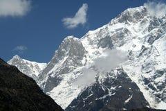 Dazzling Himalayas Stock Photo