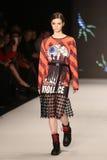 DB Berdan Catwalk in Mercedes-Benz Fashion Week Istanbul Stock Image