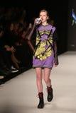 DB Berdan Catwalk in Mercedes-Benz Fashion Week Istanbul Royalty Free Stock Photography
