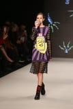 DB Berdan Catwalk in Mercedes-Benz Fashion Week Istanbul Stock Photos