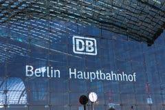 DB del logotipo del ferrocarril alemán imagen de archivo