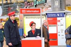 DB-Informationen Lizenzfreie Stockbilder