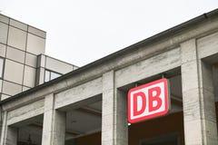 DB Royalty Free Stock Image