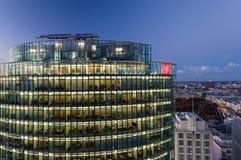 DB office in Berlin Stock Image