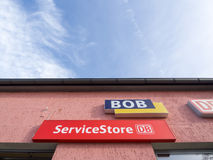 DB ServiceStore Royalty Free Stock Photography