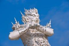 dba kościelnego drzwi gigantycznego khun dobra rong Obrazy Stock