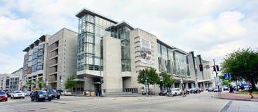 dc华盛顿 会议中心大厦 库存图片