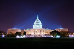 dc华盛顿 库存图片