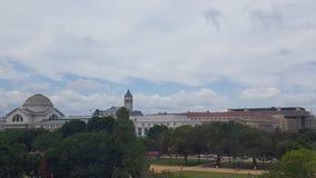 DC大厦 免版税库存照片