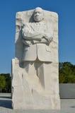 dc小国王luther马丁纪念品华盛顿 免版税库存图片