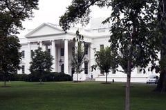 dc房子华盛顿白色 库存图片