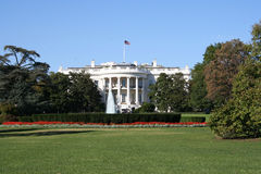dc房子华盛顿白色 图库摄影