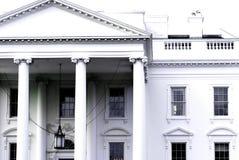 dc房子华盛顿白色 库存照片