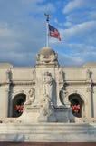 dc指明岗位联盟团结的华盛顿 免版税库存照片
