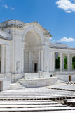 DC的阿灵顿纪念圆形露天剧场 免版税图库摄影