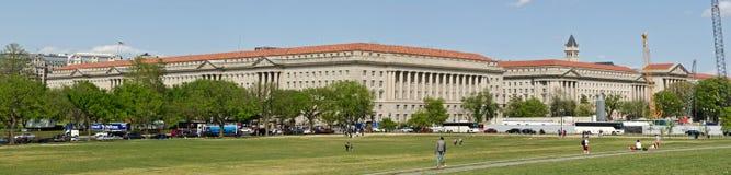 dc购物中心国民华盛顿 免版税库存图片