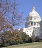 DC Вашингтона, здание капитолия Стоковые Фото