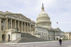 DC Вашингтона конгресса США Стоковые Изображения