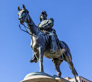 DC Вашингтона круга Скотта статуи генерала Winfield Скотта Стоковое Фото