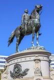 DC Вашингтона круга Томаса статуи гражданской войны генерала Джордж Томаса Стоковое Фото