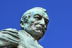 DC Вашингтона круга Sheridan статуи генерала Phil Sheridan Стоковая Фотография