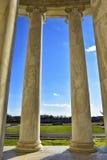 DC Вашингтона мемориала Томас Джефферсон (части заднего) -, США Стоковая Фотография
