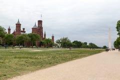 DC Вашингтона мола Стоковое фото RF