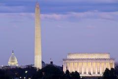 DC Вашингтона Стоковое фото RF