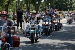 DC парада Стоковое Изображение
