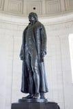 DC Томас Джефферсон мемориальный Вашингтона Стоковые Фотографии RF