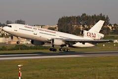 DC-10 DE OAI Fotografia de Stock Royalty Free