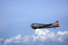 DC-3 стоковое изображение