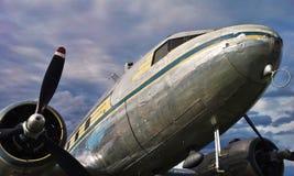 DC -3 库存照片