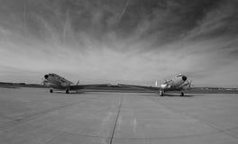 DC-3 Foto de archivo